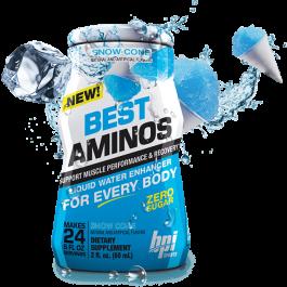 BPI Sports, Best Aminos, Liquid Water Enhancer - Fruit Punch