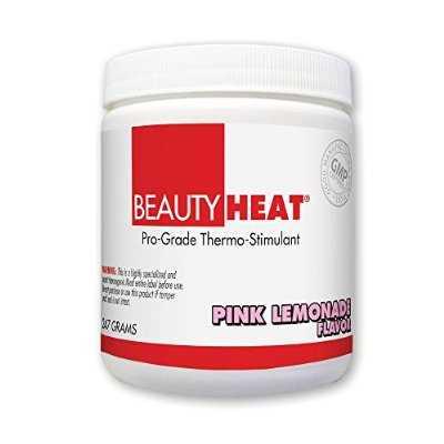 Beauty Heat Fat Burner 38 Serve Pink Lemonade 10/18 Dated