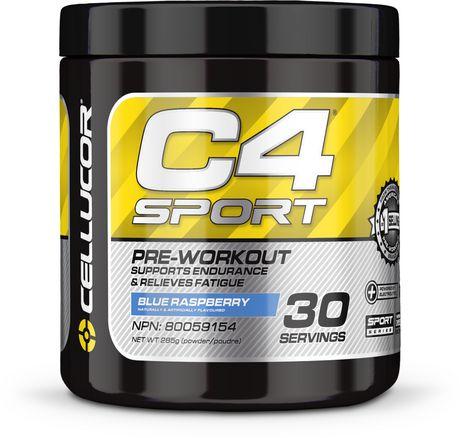Cellucor C4 Sport Pre-Workout 30 Serve