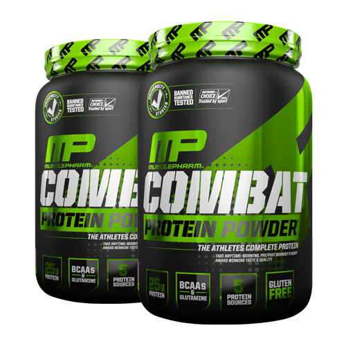 Combat Sport 4lb (Variety Pack)