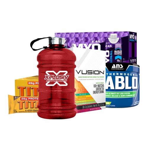 Detox + Weight Management Stack