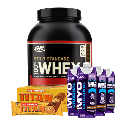 Optimum Nutrition 100% Whey Protein 5lb (Combo deal)