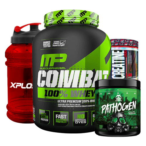 Gym Essentials Combo Deal Option 1