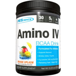 PEScience Amino IV 30 Serve 10/18 Dated