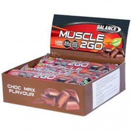Balance Muscle2go 12 Box - 11/17 Dated