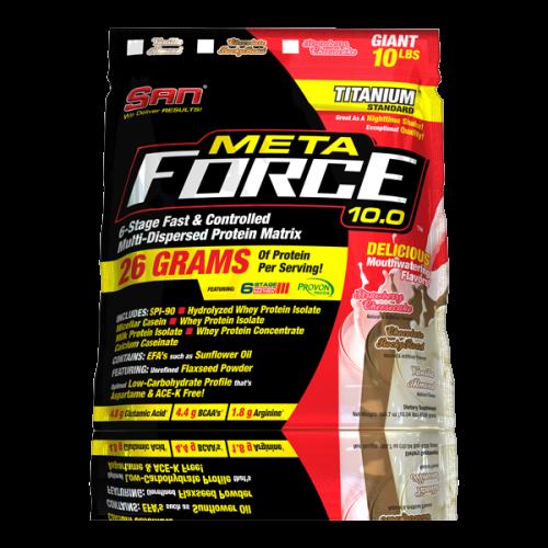 SAN Metaforce Protein Blend 10lb Bag