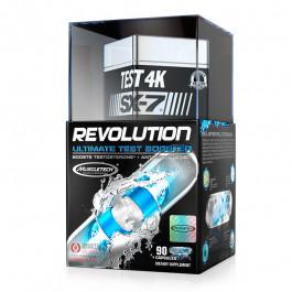 Muscletech SX-7 Revolution Test 4K 90 Dual Capsules (Cracked Case)
