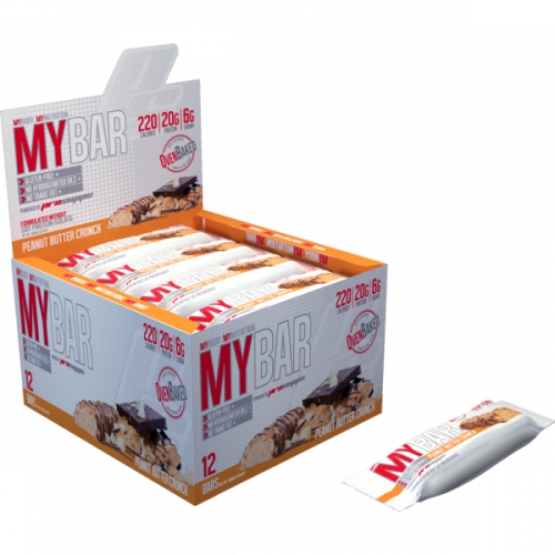 ProSupps My Bar (Full Size) - Dated Box of 12