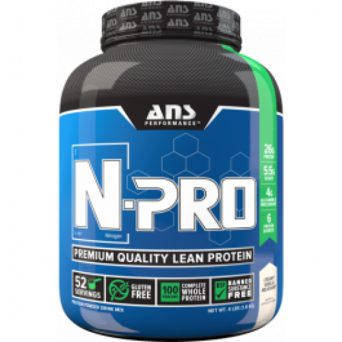 ANS Performance N-PRO 4lb - Chocolate Peanut Butter 01/19 Dated