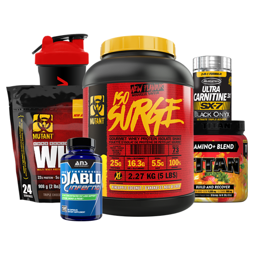 New Year Weight Management Stack