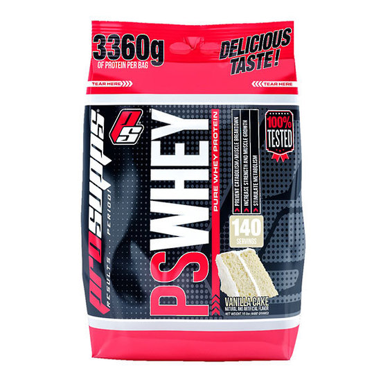 ProSupps Whey Protein 10lb