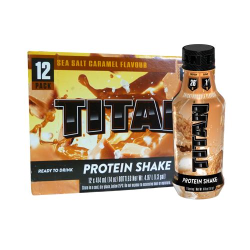 Titan Protein RTD Case of 12