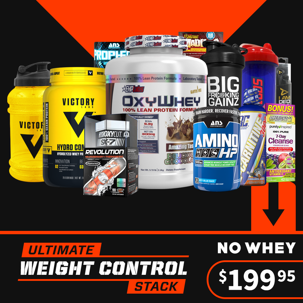 Ultimate Weight Management Stack