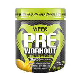 Viper Nutrition Natural Pre-Workout 30 Serve