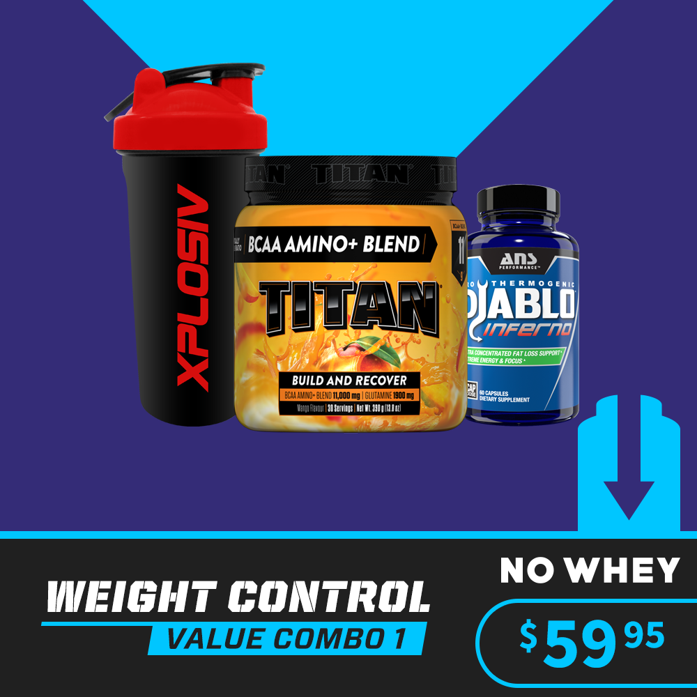 Weight Control Value Combo 1
