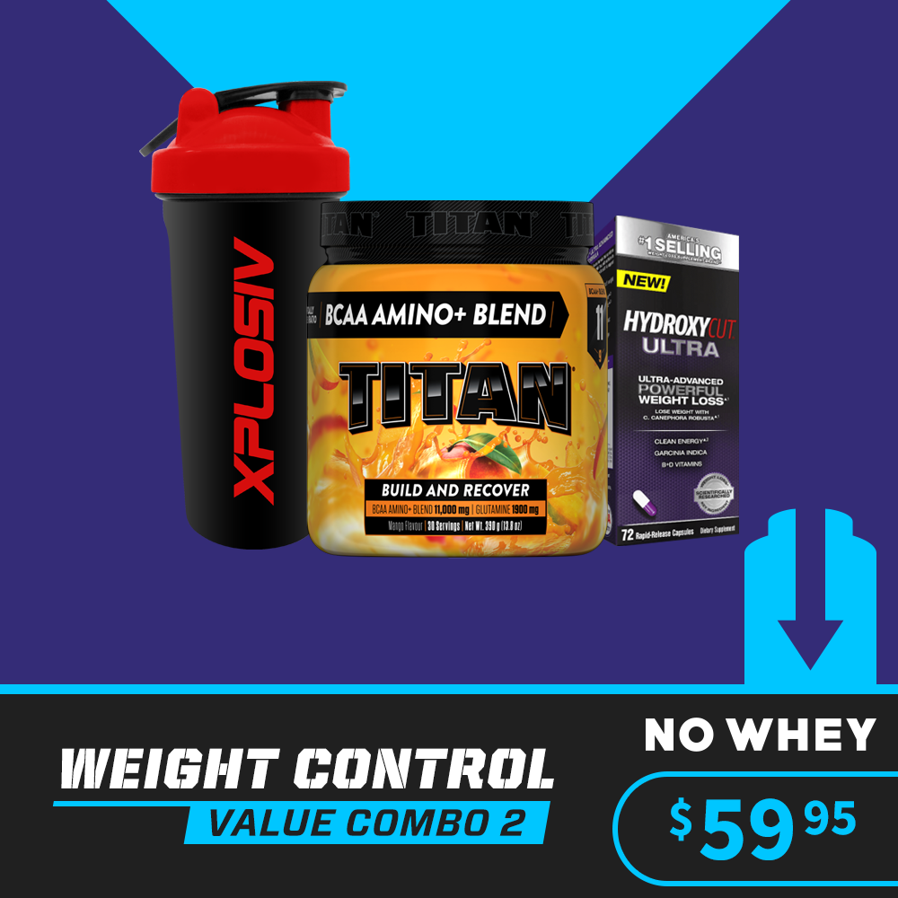 Weight Control Value Combo 2